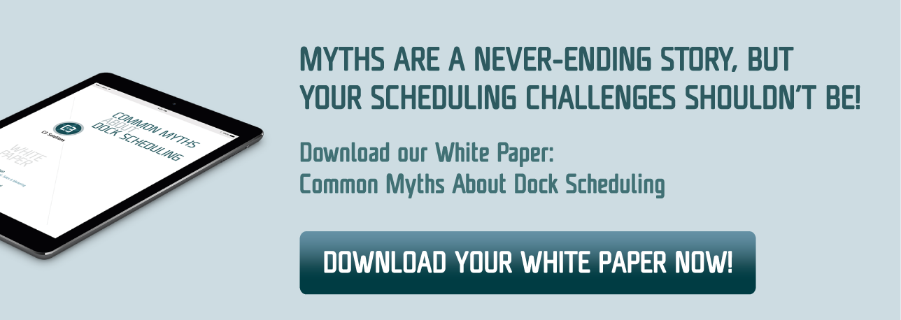 Dock Scheduling Myths