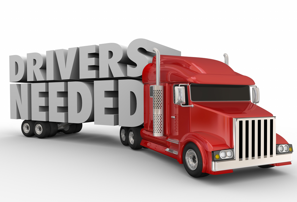 Drivers needed-1