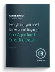 Everything you need know about buying a Dock Appointment Scheduling System