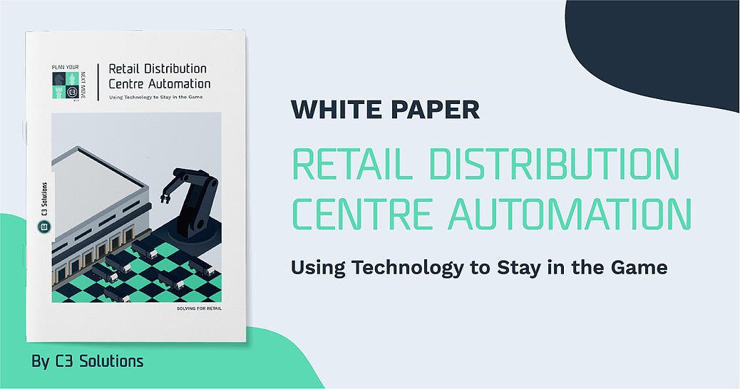 Retail Distribution Centre Automation - Featured Image