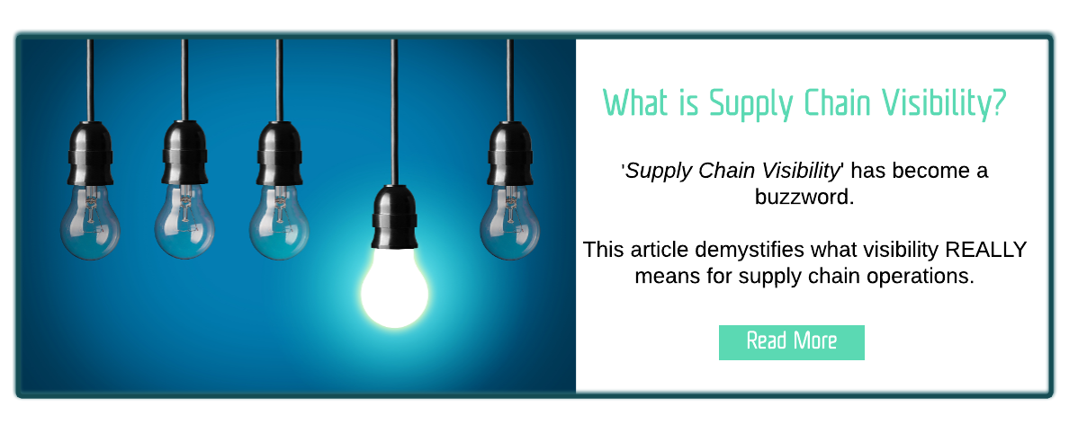 What is Supply Chain Visibility?
