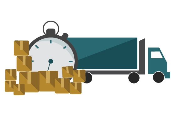 time and boxes